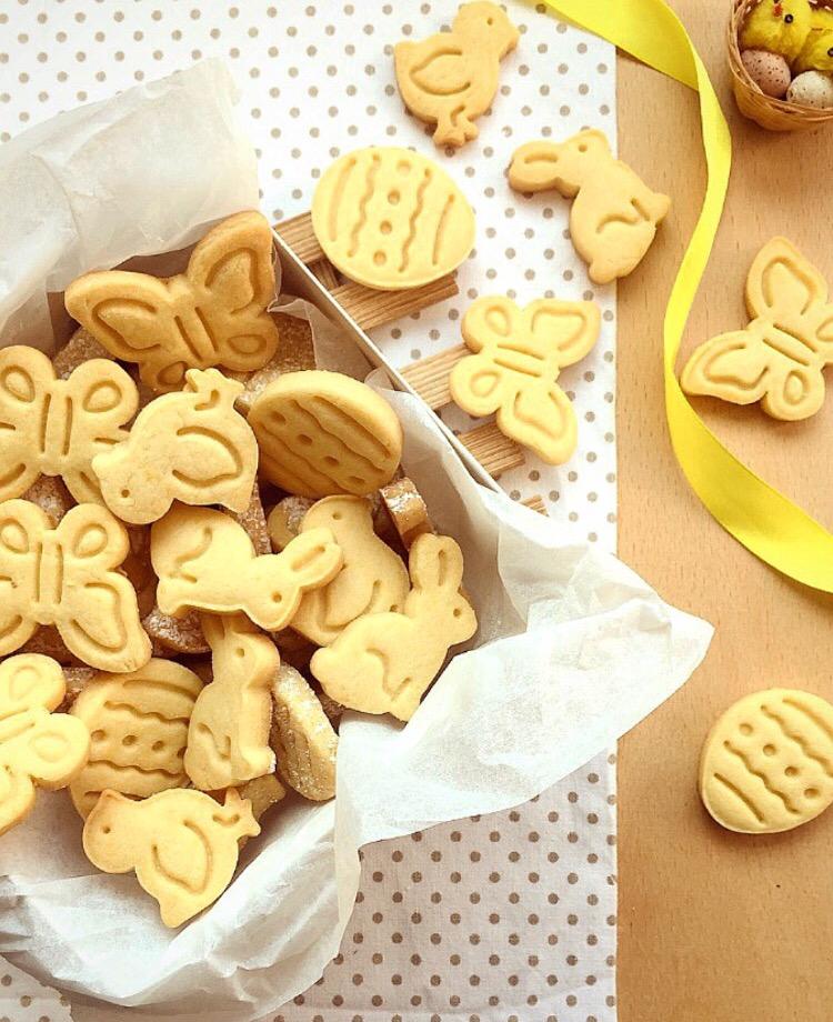 Biscottini di Pasqua senza burro facili e golosi
