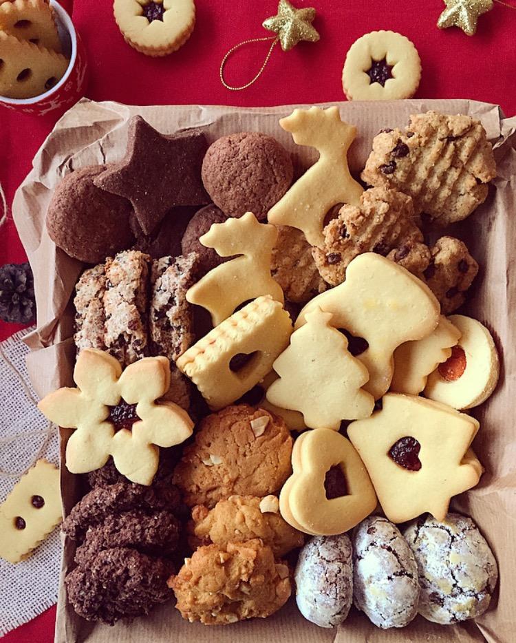 Biscotti di Natale (7 ricette facili e golose)