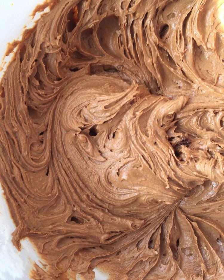 Torta soffice al cioccolato fondente
