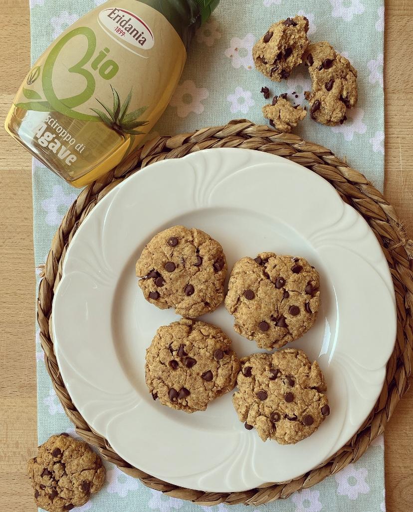 Biscotti integrali allo sciroppo d'agave