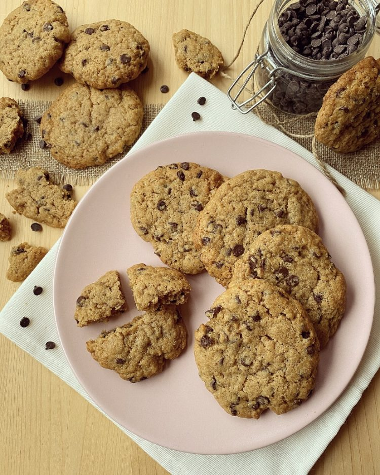 cookies americani golosissimi