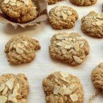 biscotti vegani al burro di mandorle