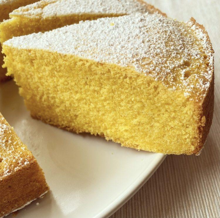 Torta Margherita sofficissima