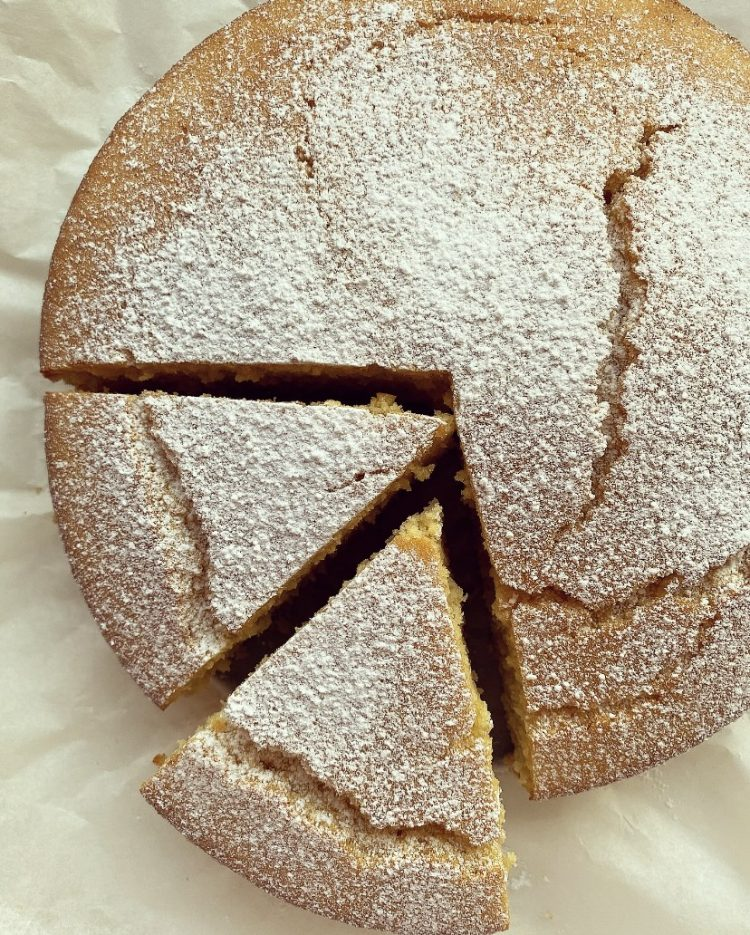 torta 5 minuti soffice e veloce
