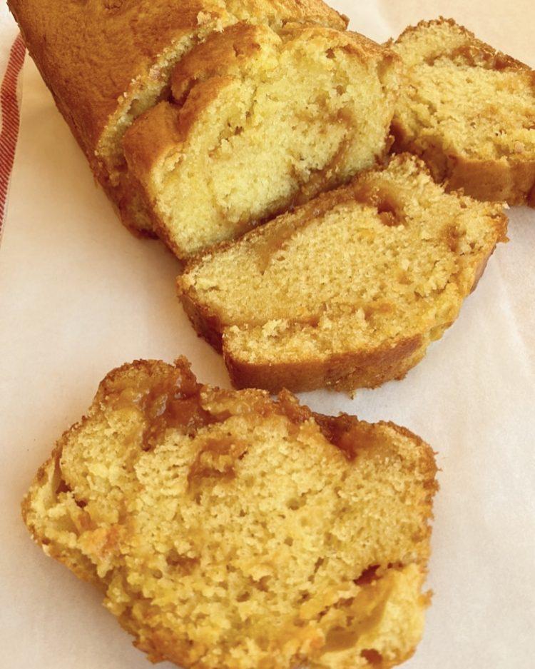 plumcake soffice alla marmellata