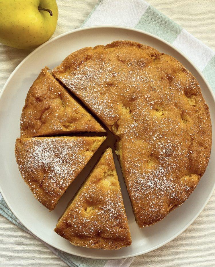 torta di mele facile e veloce